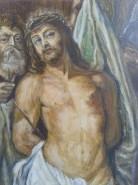 Picturi religioase Isus cu coroana de spini