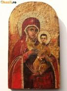 Picturi religioase Madona icoana