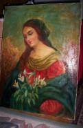Picturi religioase Sfinta fecioara 1