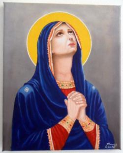 Picturi religioase Madona