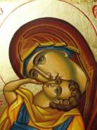 Picturi religioase Detaliu