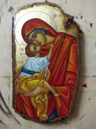 Picturi religioase Icoana maica domnului