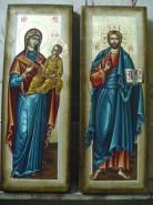 Picturi religioase Icoane imparatesti