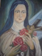 Picturi religioase Sfanta tereza
