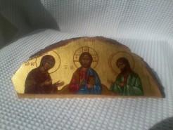 Picturi religioase Deisis 1