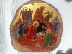 Picturi religioase Nasterea domnului iisus hristos 2