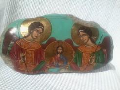 Picturi religioase Sfintii arhangheli mihail si gavriil