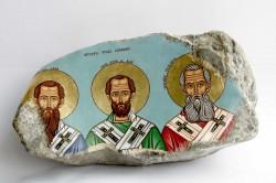 Picturi religioase Sfintii trei ierarhi