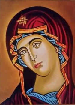 Picturi religioase Maica Domnului 5