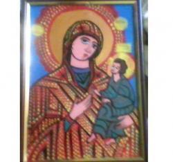 Picturi religioase Icoana pe sticla nr.3