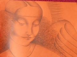 Picturi religioase Arhanghelul gabriel
