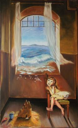 Picturi surrealism Daydream