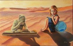 Picturi surrealism Why?