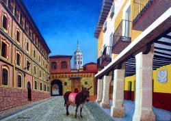 Picturi surrealism Daroca - Baguena