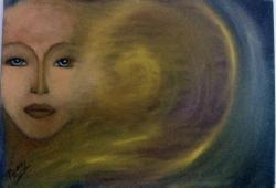 Picturi surrealism Soul Spiral