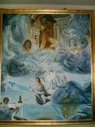 Picturi surrealism Consiliul ecumenic