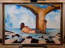 Picturi surrealism Portile sufletului