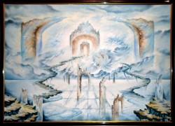 Picturi surrealism Scari spre infinit
