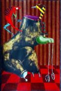Picturi surrealism Gratia razboiului
