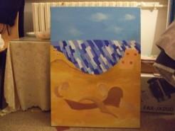 Picturi surrealism Neverland
