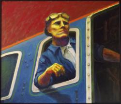 Picturi surrealism Mecanicul