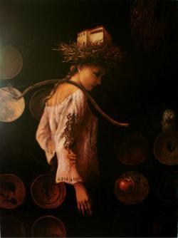 Picturi surrealism franturi de rai