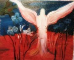 Picturi surrealism Iesirea din iad