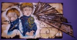 Picturi surrealism The alchemist