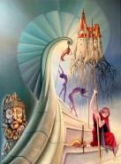 Picturi surrealism A fake legend