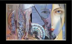 Picturi surrealism dedublare-h99