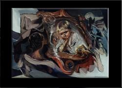 Picturi surrealism Naivitate--179