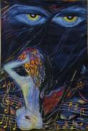 Picturi surrealism Meditatie 3