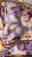 Picturi surrealism Secretul bijutierului