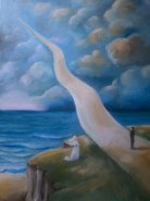 Picturi surrealism Path