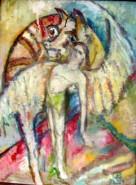 Picturi surrealism Salvatorul