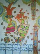 Picturi surrealism Travel memories