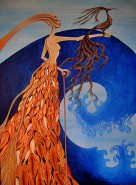 Picturi surrealism Make a wish 3