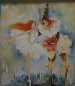 alte Picturi Dans naiv