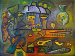 Picturi surrealism Filozoful