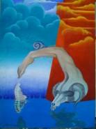Picturi surrealism Mana destinului