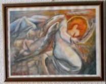 Picturi surrealism Drumul pelerinului
