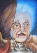 Picturi surrealism Teatrul lui Ion Lucian