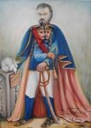 Picturi surrealism Unirea Valahiei cu Moldova sub Al. I. Cuza