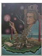 Picturi surrealism Eminesciana