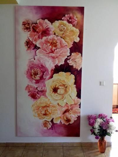 ulei/panza dimensiune 110cmx220cm PICTUR