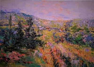 vara pe dealurile valcene