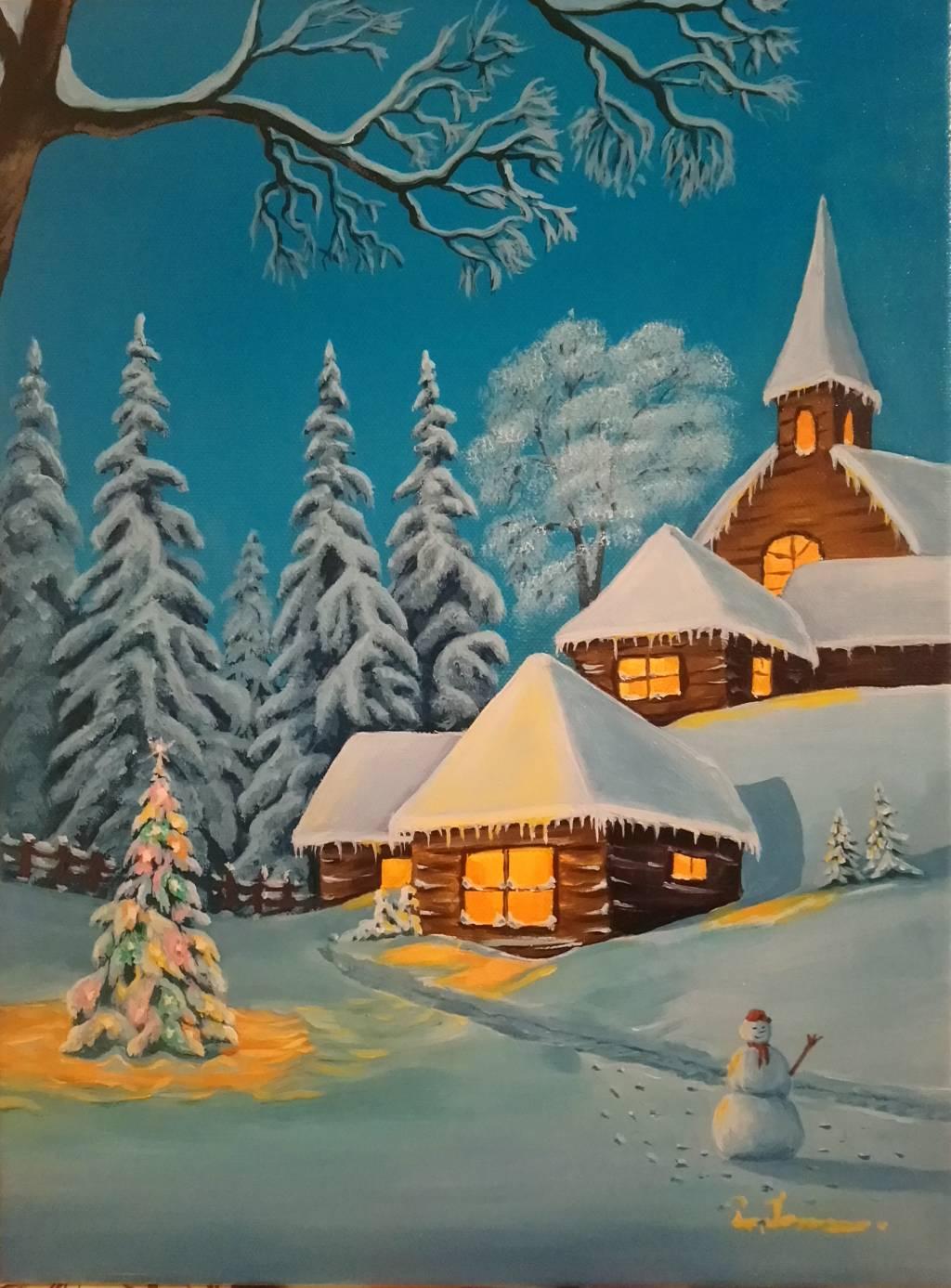 Seara e Crăciun